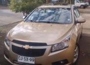 Chevrolet cruze año 2010 muy bien cuidado