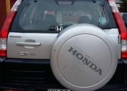 Honda cr-v 4x4 2006 aut en excelente estado