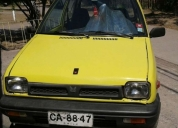 Vendo auto suzuki fronte en buen estado