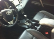 Vendo toyota new rav 4 2,5 4x4 super lujo,oportunidad!