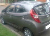 Hyundai eon 2013 unico dueño 36.000 kms papeles al día