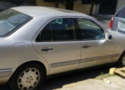 Vendo mercedes e 320, full equipo - excelente estado