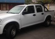 Vendo camioneta dmax doble cabina 2008 diesel full inigualable ocasión
