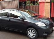 Toyota yaris 2012 en buen estado