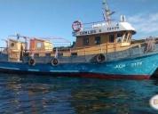 Vendo embarcacion en chiloe impecable sin detalles