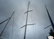 Velero regatas corum 27 con muy poco uso