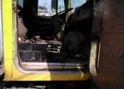 Vendo camion intrn. paystar 5000 año 1986 doble puente