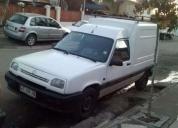Vendo camioneta renaul express año 95 en buenas condiciones