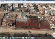 Excelente sitio 496 mts2 en lomas de san sebastian