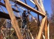 estructura domo 50mt2 planta, proyección acepto ofertas
