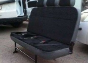 Asiento abatible impecable sin detalles