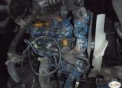 Vendo motores y repuestos en buen estado