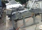 Oportunidad! plataformas hidraulicas para camiones