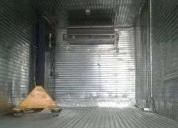 Excelente carrocería isotérmica 39 m3 más equipo de frío