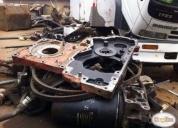 Vendo motor en desarme camion chevrolet 1723 2005 escucho ofertas razonables