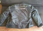 Vendo chaqueta de moto poco uso