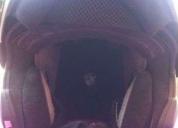 Excelente casco de moto bmw