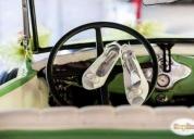 Oportunidad unica arriendo hermosos vehiculos antiguos para matrimonios