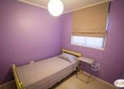 Lindo departamento interior 2 dormitorios equipado