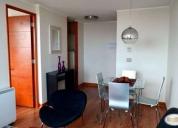Arriendo departamento amoblado con bonitas habitaciones  por días. santiago centro