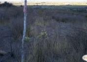 Vende terreno en hacienda rinconada