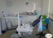 Derecho a llave de clinica dental impecable inmueble