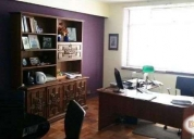 Oportunidad! arriendo amplia oficina pleno centro santiago
