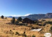 Buena inversion casa con 5000m de terreno en las lomitas, panguilemu