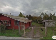 Excelente terreno 1340 mts2 con casa en frutillar.