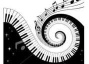 Clases particulares de teoría musical, armonía y composición