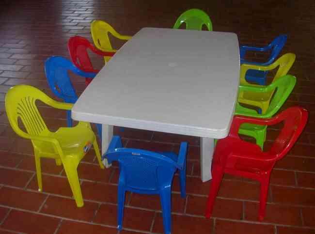arriendo de mesas y sillas para eventos de ni os y adultos