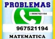 Trabajos tareas controles whtasapp asesoria apoyo matematica universitario