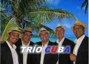 Trío cuba lal mejor música cubana bailable