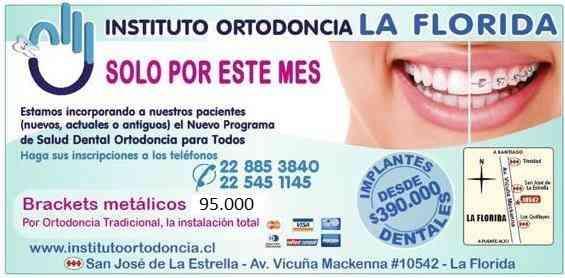 Ortodoncia de Calidad   en La Florida