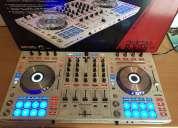 2x Pioneer CDJ-2000NXS2 y 1x DJM-900NXS2 mixer