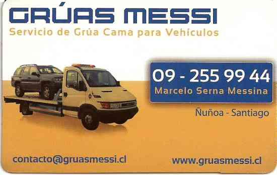 GRUA PARA AUTOS 992 559944 GRUAS MESSI