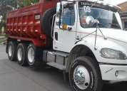 Vendo camion tolva freightliner m2  106 aÑo 2008