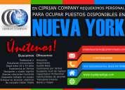 Ciprian company busca ejecutivo de ventas