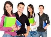 Asesorías y desarrollo de tesis y trabajos de grado