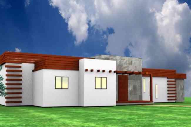 Construccion casas metalcon hormigon celular madera alba ileria yungay doplim 250176 - Casas hormigon celular ...
