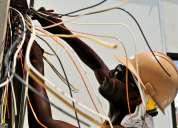 Montajes eléctricos industriales