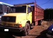 Mbenz 1618 año 1993 carrocería ganadera