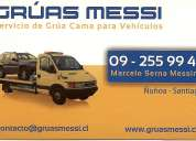 Servicio de grua cama hidraulica para autos 99 255 9944