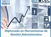 Diplomado en herramientas de gestiÓn administrativa