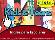 English for kids  & teens