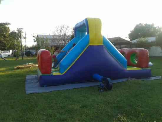 camas elasticas rancagua y juegos inflables
