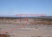 Vallenar ruta 5 norte km.707