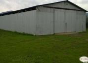 Excelente propiedad industrial en venta en llay llay
