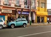 Oportunidad! local comercial sector victoria - francia - valparaiso