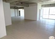 arriendo excelente oficina de 154 m2.